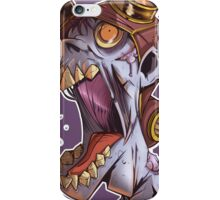 Those teeth O'Brian - Zombie Punk! Collection iPhone Case/Skin
