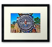 J.I.Case Threshing Machine Co Framed Print