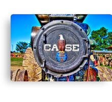 J.I.Case Threshing Machine Co Canvas Print
