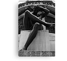 Forever in Chains #2 Canvas Print