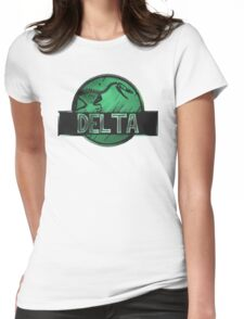 jurassic world delta raptor T-Shirt