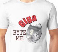 Giga Byte Me Unisex T-Shirt