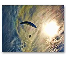 Icarus  .. paragliding  by Nick  Kenrick Photography