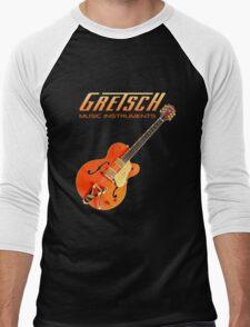 Cool Gretsch  Men's Baseball ¾ T-Shirt