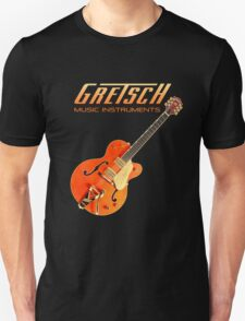 Cool Gretsch  Unisex T-Shirt