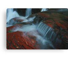 Glacier NP 6 Canvas Print
