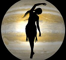 The Delicate Dance of Jupiter by NamiKage