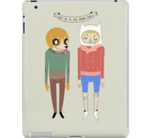 Adventure Time! iPad Case/Skin