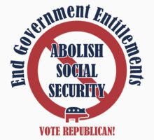 Abolish Social Security by LarryGambon