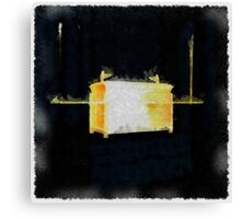 Ark of the Covenant by Pierre Blanchard Canvas Print