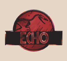 jurassic world echo raptor by Dumesnake