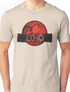 jurassic world echo raptor Unisex T-Shirt