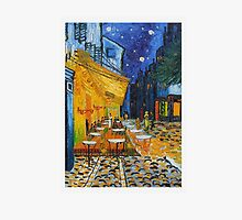 Cafè Terrace at Night by its-enzo