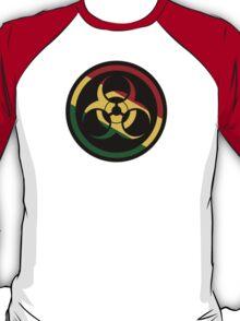Biohazard Rasta Reggae T-Shirt