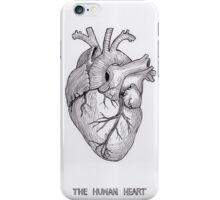 The Human Heart iPhone Case/Skin