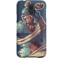 Frankie the gentle giant -Zombie Punk Collection Samsung Galaxy Case/Skin