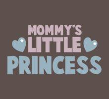 Mommy's little princess  One Piece - Short Sleeve