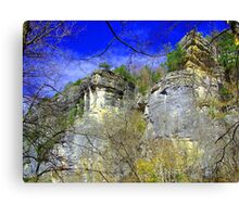 Kyles Landing, Buffalo River Arkansas Canvas Print