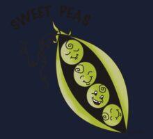 Sweet Pea's~(C) One Piece - Short Sleeve