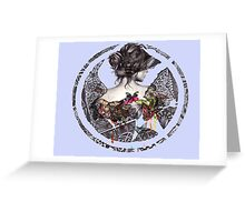 The Hunger Games. Greeting Card