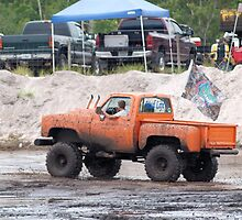 Florida gator mud truck by jdadkin