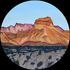 """Castellon Peak. (Big Bend National Park)"" by amyglasscockart"