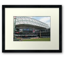 Minute Maid Park Framed Print