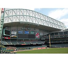 Minute Maid Park Photographic Print