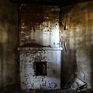 1.8.2015: Oven in Old Abandoned Farm House by Petri Volanen