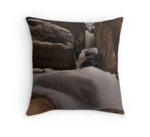 Mannum Falls 2010 Throw Pillow