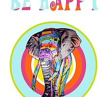 Rainbowphant by Heaven7