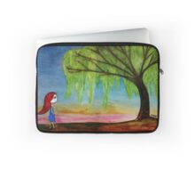 Weeping willow Laptop Sleeve