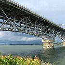 Coleman Bridge by Jennie L. Richards