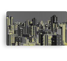 Cidade Canvas Print