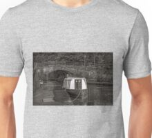 Bridge 43 B&W Unisex T-Shirt