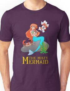 The Misty Mermaid Unisex T-Shirt