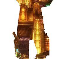 Final Fantasy 13 Sazh by Sigmythm