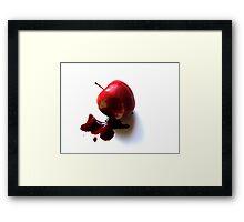 Vampire Desires Framed Print