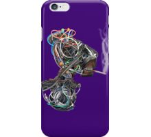 Wilma the Wire Woman iPhone Case/Skin