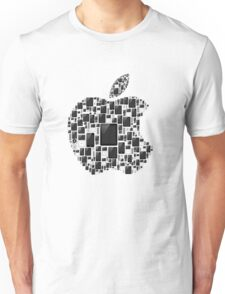 APPLE - IPAD IPHONE IPOD TOUCH Unisex T-Shirt