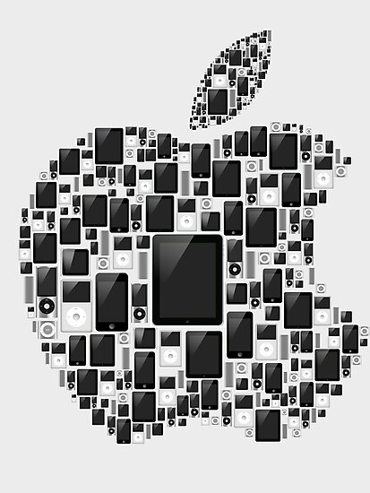 APPLE - IPAD IPHONE IPOD TOUCH by aditmawar