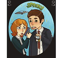 X-Files Photographic Print