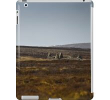 The Old Crofter's Cottage iPad Case/Skin