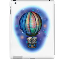 High time for an Adventure  iPad Case/Skin