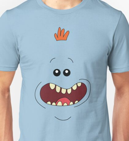 Meeseeks and Destroy Unisex T-Shirt
