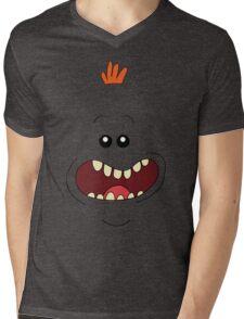 Meeseeks and Destroy Mens V-Neck T-Shirt
