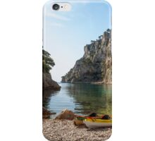 Calanque d'en Vau iPhone Case/Skin