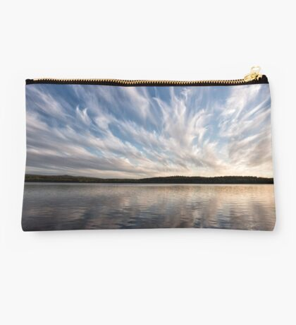 Reflections of Watercolour Clouds Studio Pouch