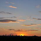 Manhattan Sky by emjaynie