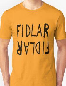 Fidlar logo white T-Shirt